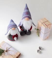 norwegian gnomes needle felted tomte nisse nisse tomte tomtar