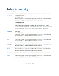 Sample Resume With Picture by Ideas Of Download Sample Resume With Photo For Cover Gallery