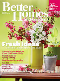 Better Homes And Gardens Decorating Ideas Subscribe To Better Homes And Gardens Magazine