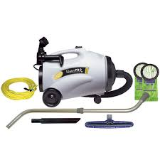 Canister Vaccum 107152 10 Qt Quietpro Cn Hepa Canister Vacuum With 107100 Xover