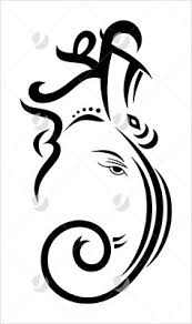 ganesh simple tattoo designs pictures best ganesh tattoos our