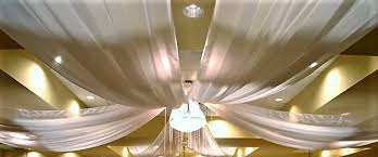 draped ceiling draped ceiling panels