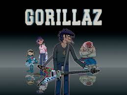 White Flag Lyrics Gorillaz Gorillaz Letras