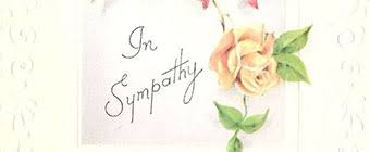 condolences card sympathy messages and condolence sayings greeting card poet