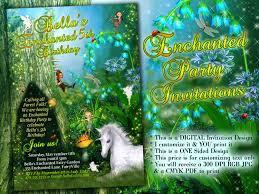 unicorn party fairy forest unicorn birthday party woodland