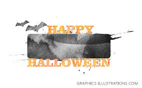 happy halloween watercolor photoshop brushes free
