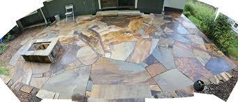 Dry Laid Flagstone Patio Black Mountain Patio U2022 Hammerhead Stoneworkshammerhead Stoneworks