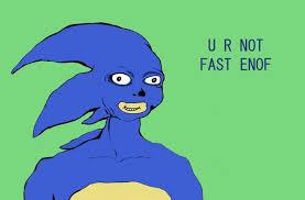 Sonic Meme - sega abraza al meme con el nuevo dlc de sanic en sonic forces