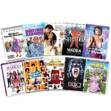 tyler perry u0027s madea complete movie series meet the browns more
