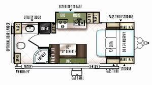 c trailer floor plans 50 best of jayco travel trailer floor plans best house plans