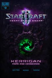 kerrigan hope and vengeance