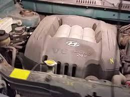 2002 hyundai santa fe v6 cj0969 2002 hyundai santa fe gls lx 2 7l engine
