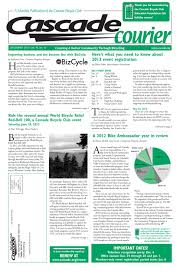 Seattle Bicycle Club Alki Bakery by December 2012 Cascade Courier By Cascade Bicycle Club Issuu