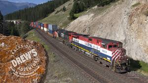 drew u0027s trackside adventures episode 36 dash to yellowhead pass
