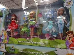 disney fairies tink friends pajama party