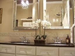 shining ideas beveled bathroom vanity mirror on bathroom mirror
