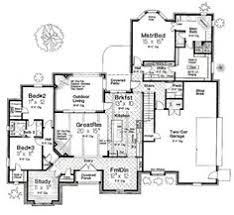 French Country Floor Plans An English Manor Home Hwbdo13910 French Country House Plan