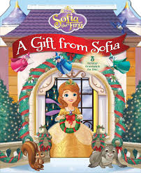 disney sofia the a gift from sofia book by disney