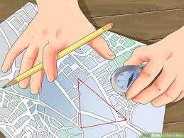 map use how to use a map 13 steps with pictures wikihow