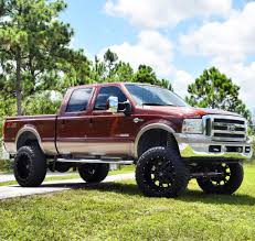 Old Ford Truck Lifted - 2006 f250 king ranch lifted 8 inches carsponsors com