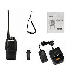fm transmitter walk talker lt 135 military police radio buy