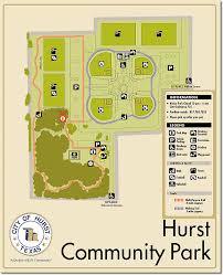 hurst map soccer fields hurst community park hurst tx field details