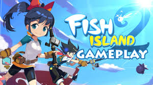 shota games fish island 2 preview the cutest anime fishing game youtube