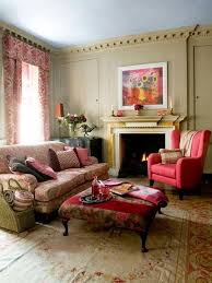 Best Living Room Luxe Images On Pinterest Blue Rooms House - Pink living room design