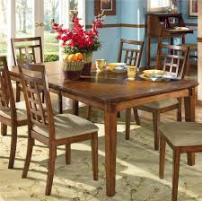 dining room furniture indianapolis cross island rectangular extension table by ashley furniture