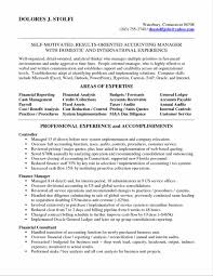 Sample Resume Accounts Receivable Formidable Sample Resume Accounting Manager Also Sample Resume For