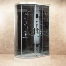 boxs doccia box doccia idromassaggio atene 120x80 sinistro sauna bagno turco