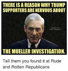 Nervous Meme - there is a reason why trump supporters are nervous about fbrude and