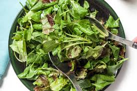 mixed greens salad recipe chowhound