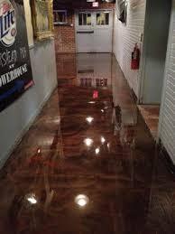 metallic epoxy concrete floor paint epoxy painted concrete floors
