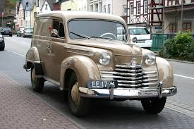 opel admiral 1938 1951 opel olympia information and photos momentcar
