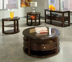 coffee table exciting round coffee table sets designs cheap