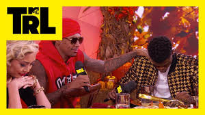 the thanksgiving grace dc fly vs nick cannon trl