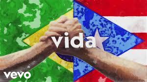 Flags In Spanish Ricky Martin Vida Spanish Version Youtube