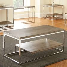 steve silver coffee table steve silver lucia 5 piece coffee table set in grey brown beyond