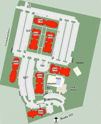 Court Yards Map Of Community The Courtyards