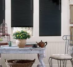 Gray Blinds 1 2 In Lightblocker Mini Blinds Thehomedepot