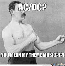Acdc Meme - acdc by bonjohnson meme center