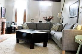 Gray Microfiber Sectional Sofa by Mint U0026 Gray Ikea Sectional Corner Couch And Sectional Couches