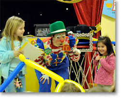 clown show for birthday party cc s birthday party show for stafford virginia featuring