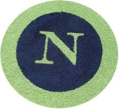 Green Kitchen Rugs Lime Green Round Rug Roselawnlutheran