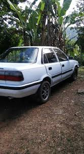 1991 Toyota Corolla Hatchback 1991 Toyota Corolla For Sale In Kingston Jamaica For 280 000 Cars