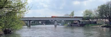 Staines Railway Bridge