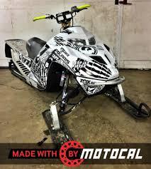 polaris decals motocal motor racing decals