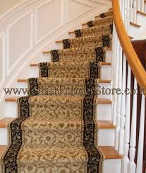 house ideas curved staircase stair runner installation traditional