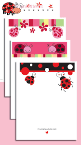 90 best ladybug printables and etc images on pinterest lady